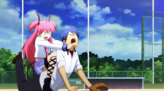 Angel Beats! is listed (or ranked) 4 on the list The 13 Best Anime Like Assassination Classroom