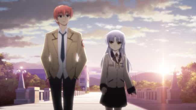 Angel Beats! is listed (or ranked) 4 on the list The 15 Most Depressing Anime Endings That Left You Dead Inside