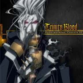 Trinity Blood is listed (or ranked) 16 on the list The Best Gothic Anime Series Of All Time