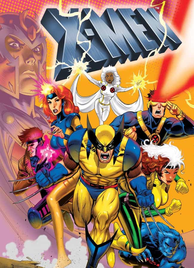 X-Men: The Animated Seri... is listed (or ranked) 2 on the list What to Watch If You Love 'Jessica Jones'