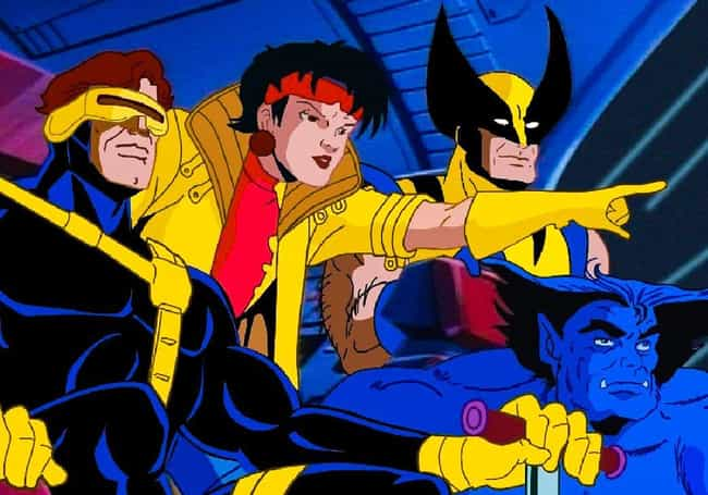 X-Men: The Animated Seri... is listed (or ranked) 1 on the list 15 Bingeable Animated Series You Didn't Realize Were On Disney+, Ranked