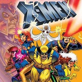 X-Men: The Animated Series is listed (or ranked) 20 on the list The Best Cartoons of the '90s