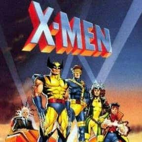 X-Men: The Animated Series is listed (or ranked) 13 on the list The Greatest Animated Series Ever Made