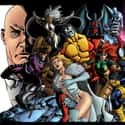 X-Men: The Animated Seri... is listed (or ranked) 6 on the list The Best Comic Book & Superhero Shows of All Time