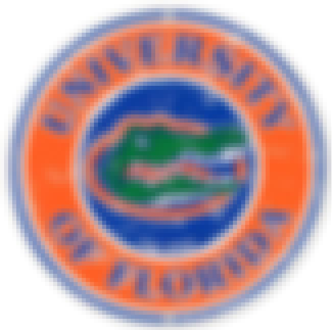 University of Florida is listed (or ranked) 4 on the list All SEC Schools