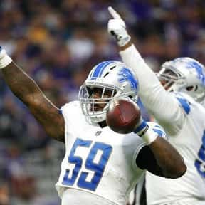Tahir Whitehead is listed (or ranked) 8 on the list The Best Detroit Lions Linebackers of All Time