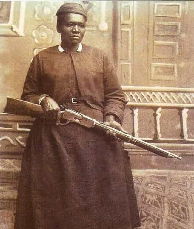 Mary Fields is listed (or ranked) 1 on the list Heroines of the Wild West You Wouldn't Want To Mess With