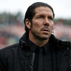 Diego Simeone is listed (or ranked) 4 on the list The Best Current Soccer Coaches/Managers