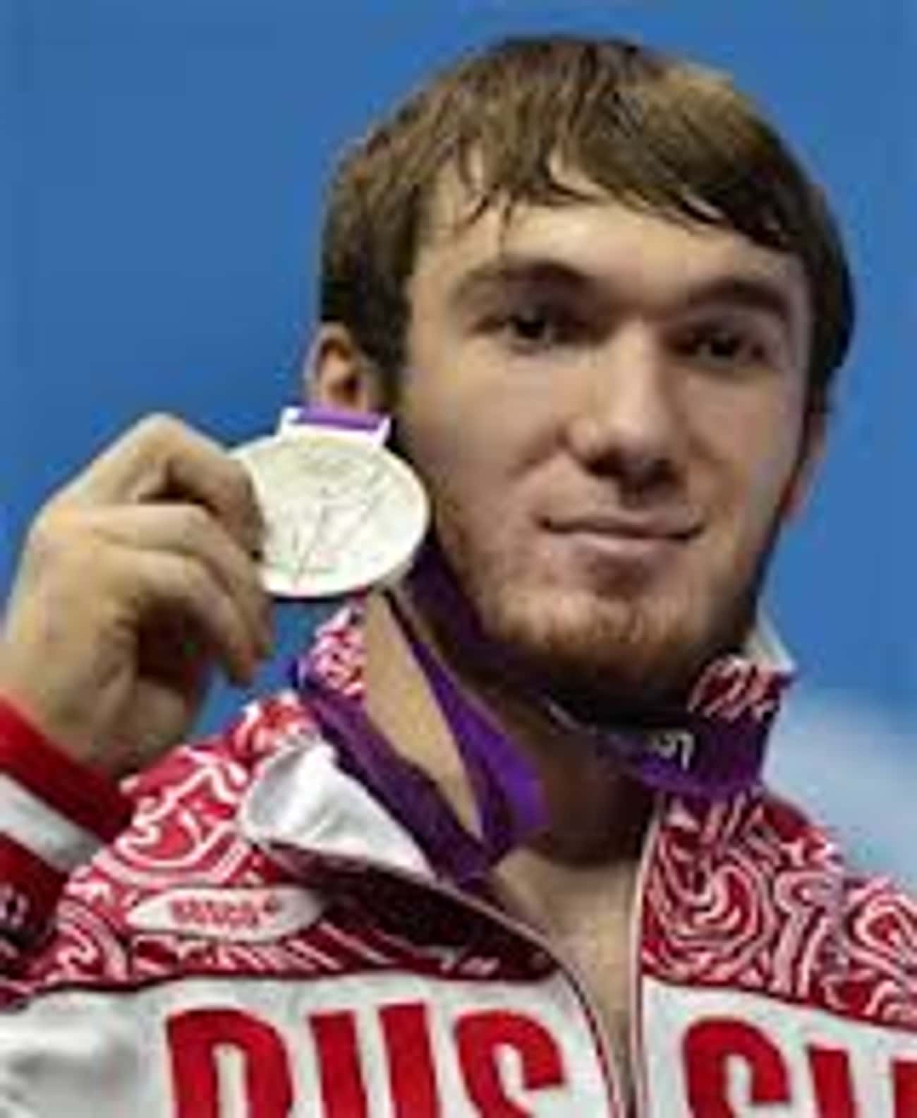 Apti Aukhadov is listed (or ranked) 3 on the list Famous Weightlifters from Russia