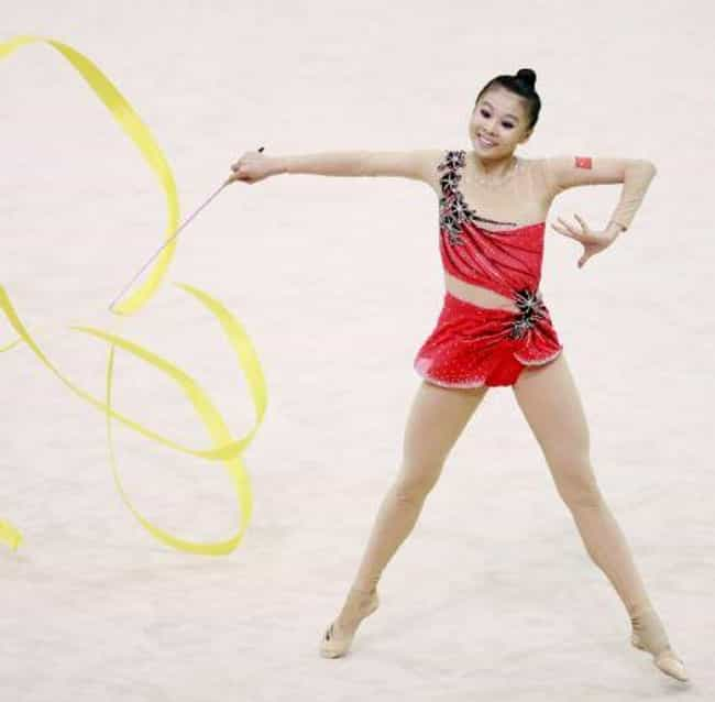 Deng Senyue is listed (or ranked) 4 on the list Famous Gymnasts from China
