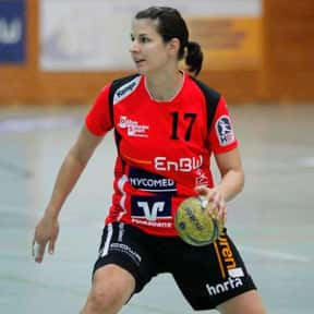 Yvonne Leuthold is listed (or ranked) 22 on the list List of Famous Handball Players