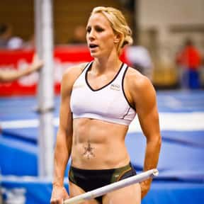 Becky Holliday is listed (or ranked) 5 on the list Famous Gymnasts from the United States