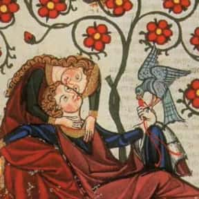Le Chastelain de Couci is listed (or ranked) 18 on the list The Best Medieval Composers, Ranked