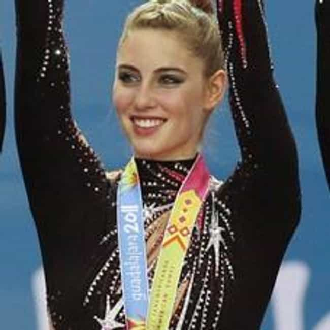 Alexandra Landry is listed (or ranked) 1 on the list Famous Gymnasts from Canada