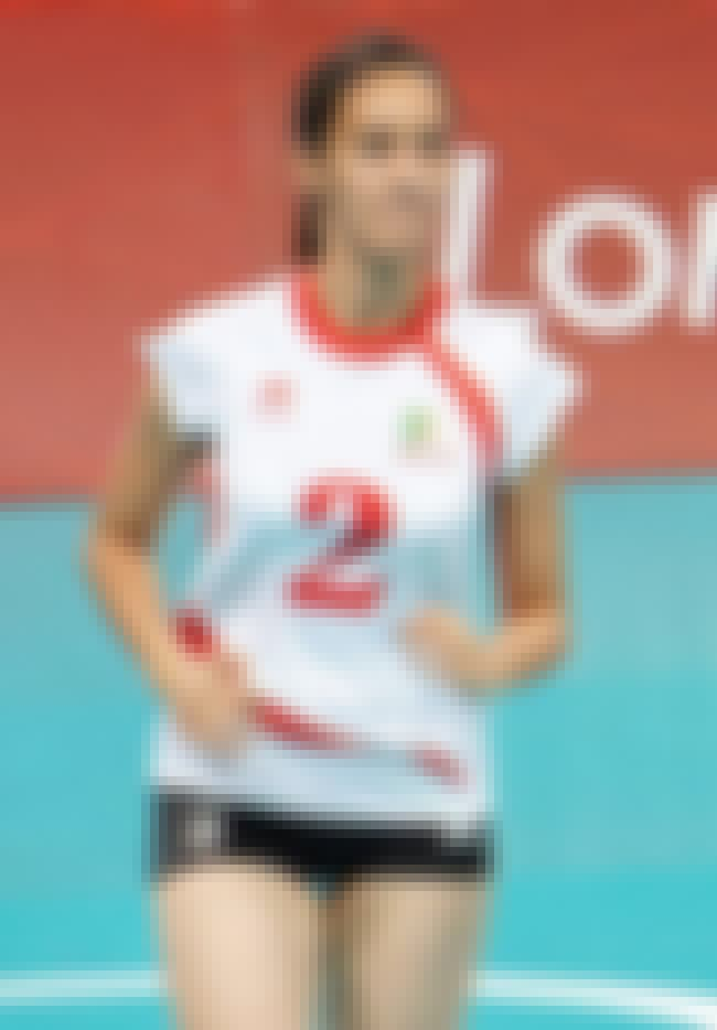 Dallal Merwa Achour is listed (or ranked) 3 on the list Famous Volleyball Players from Algeria