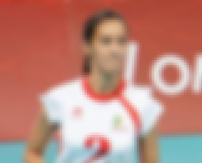 Dallal Merwa Achour is listed (or ranked) 8 on the list Famous Female Volleyball Players