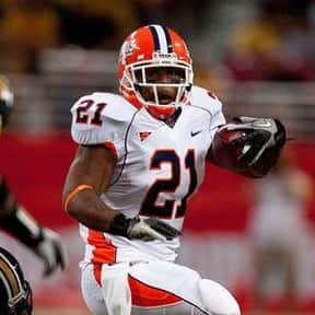 Jason Ford is listed (or ranked) 23 on the list The Best Illinois Fighting Illini Running Backs of All Time