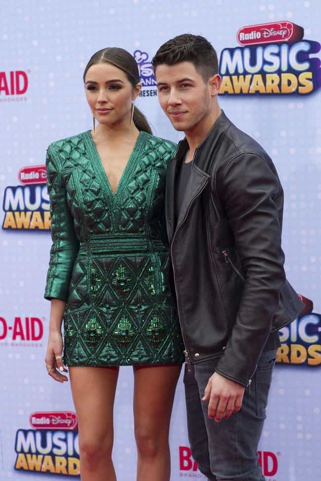 Olivia Culpo is listed (or ranked) 4 on the list Everybody Who Has Dated The Jonas Brothers