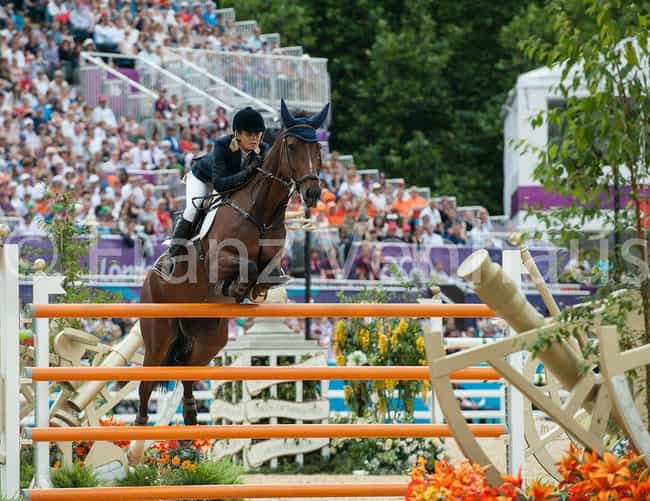 Julia Hargreaves is listed (or ranked) 4 on the list Famous Equestrians from Australia