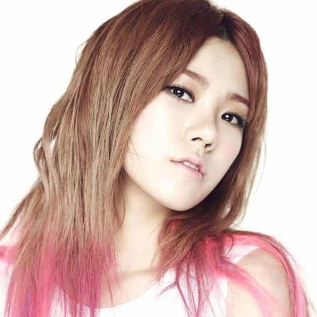 Lizzy is listed (or ranked) 2 on the list Vote: Who Is The Best After School Member?