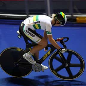 Annette Edmondson is listed (or ranked) 15 on the list The Best Olympic Athletes in Track Cycling