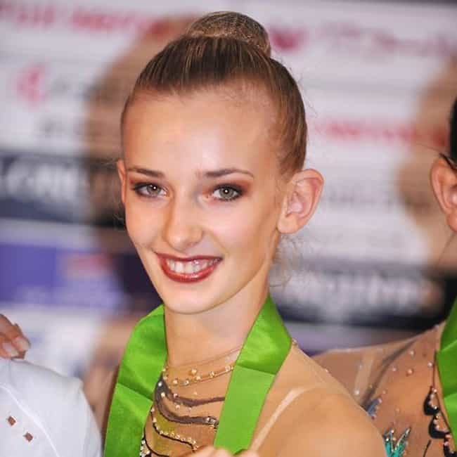 Anzhelika Savrayuk is listed (or ranked) 4 on the list Famous Gymnasts from Italy