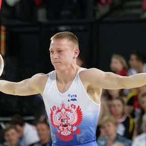 Denis Ablyazin is listed (or ranked) 13 on the list The Best Olympic Athletes in Artistic Gymnastics