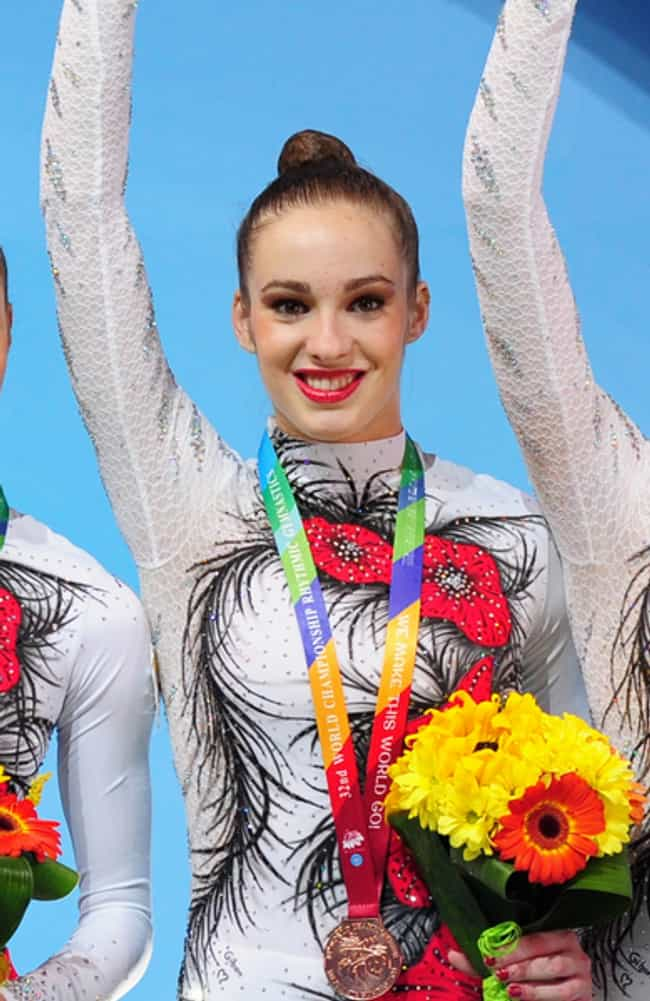 Elena López is listed (or ranked) 4 on the list Famous Gymnasts from Spain