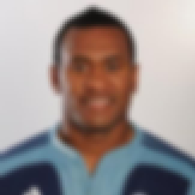David Raikuna is listed (or ranked) 4 on the list Famous Rugby Players from Fiji