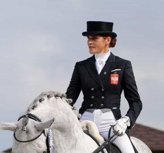 Katarzyna Milczarek is listed (or ranked) 4 on the list List of Famous Breeders