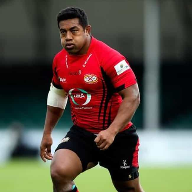 Elvis Taione is listed (or ranked) 4 on the list Famous Rugby Players from Tonga