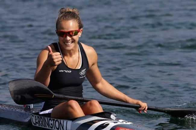 Lisa Carrington is listed (or ranked) 3 on the list The Best Olympic Athletes from New Zealand