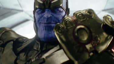 Thanos Says He'll Do It Himsel is listed (or ranked) 2 on the list MCU Mid/Post-Credits Scenes That Make No Sense