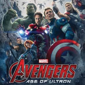 The Avengers: Age of Ultron is listed (or ranked) 24 on the list The Worst Movies That Have Grossed Over $1 Billion