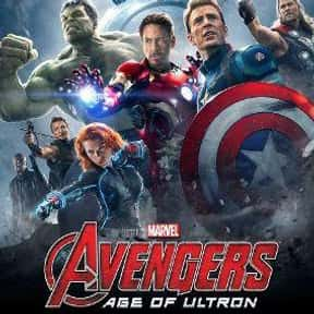 The Avengers: Age of Ultron is listed (or ranked) 18 on the list The Best Movies Based on Marvel Comics