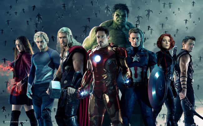 The Avengers: Age of Ultron is listed (or ranked) 1 on the list The 16 Most Expensive Movies Ever Made And Why They Cost That Much
