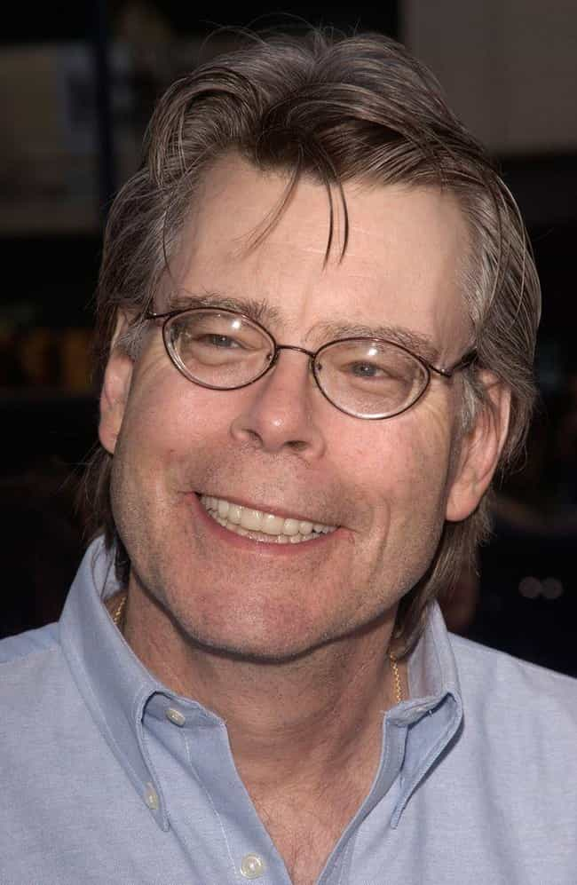 Stephen King is listed (or ranked) 2 on the list In Case You Missed It:Horror News Of The Week - March 16 - 20