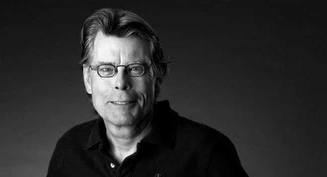 Stephen King is listed (or ranked) 3 on the list 15 Authors Who Loathed the Movie Adaptations of Their Books