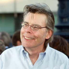 Stephen King is listed (or ranked) 3 on the list American Public Figures Who Are National Treasures