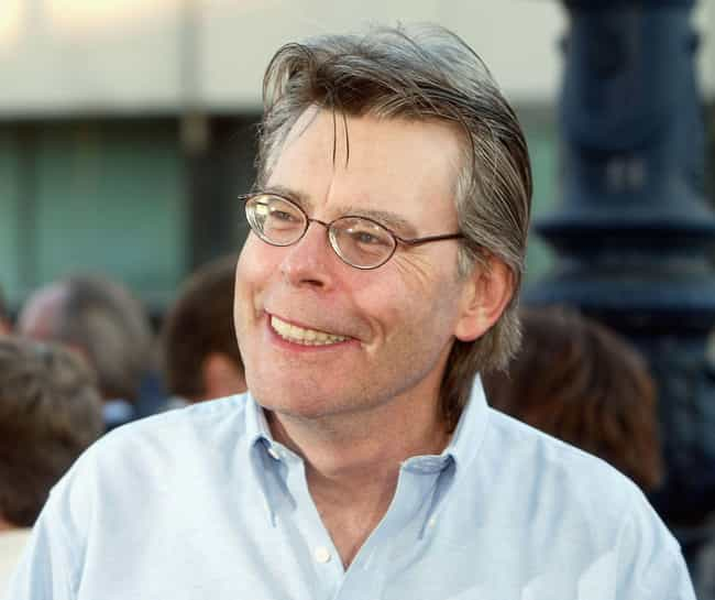 Stephen King is listed (or ranked) 3 on the list Celebrities Who NEED to Write a Tell-All
