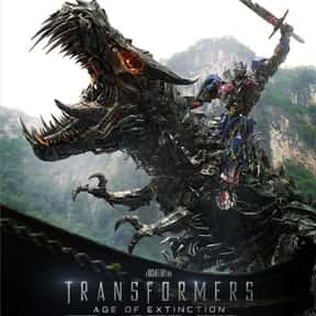 Transformers: Age of Extinctio is listed (or ranked) 25 on the list The Best Mark Wahlberg Movies