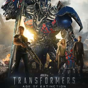 Transformers: Age of Extinctio is listed (or ranked) 2 on the list The Worst Movies That Have Grossed Over $1 Billion