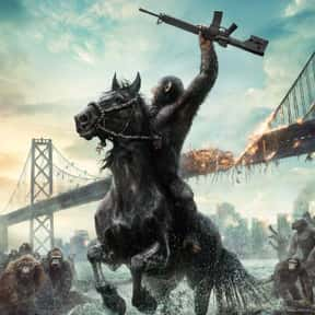 Dawn of the Planet of the Apes is listed (or ranked) 21 on the list The Best Sci-Fi Movies for 13 Year Olds