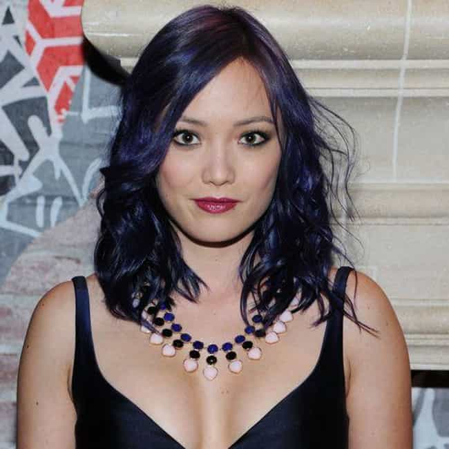 Pom Klementieff is listed (or ranked) 1 on the list 60+ Adopted Celebrities