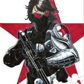The Winter Soldier is listed (or ranked) 13 on the list The Best Fictional Characters You'd Leave Your Man For