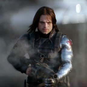 The Winter Soldier is listed (or ranked) 19 on the list The Best Characters In The Marvel Cinematic Universe