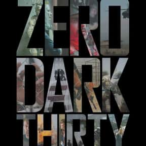 Zero Dark Thirty is listed (or ranked) 5 on the list The Best Movies About Navy Seals