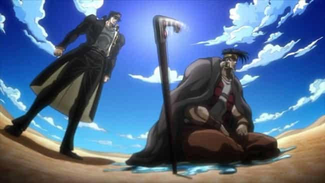 JoJo's Bizarre Adventure... is listed (or ranked) 3 on the list 15 Anime Fans of Star Wars Will Enjoy