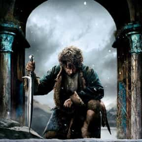 The Hobbit: The Battle of the  is listed (or ranked) 17 on the list The Best Fantasy Movies Based on Books