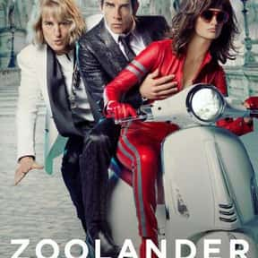 Zoolander 2 is listed (or ranked) 2 on the list The Worst Movies of 2016